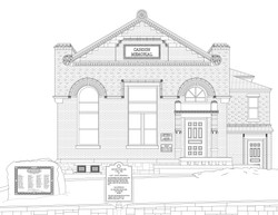 Drawing - Southold Library