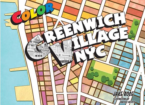 Color Greenwich Village