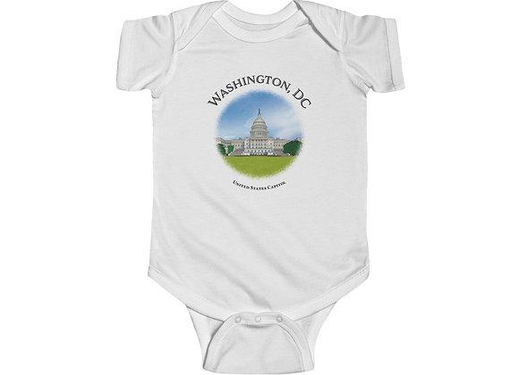 US Capitol Onesie