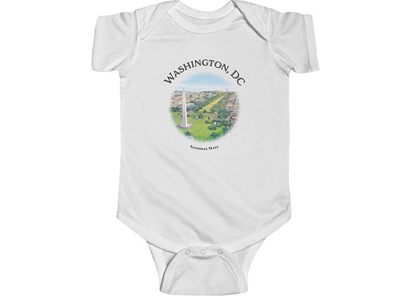 National Mall Onesie