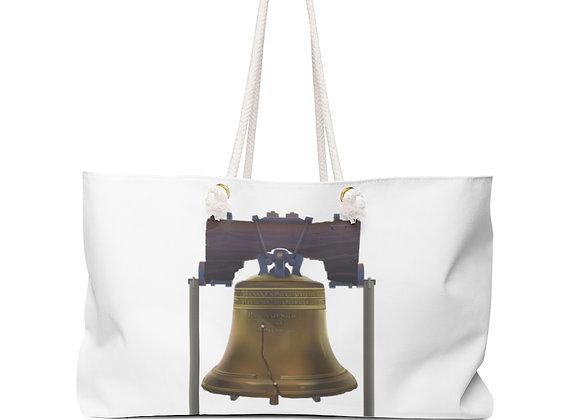 Weekender Bag - Liberty Bell