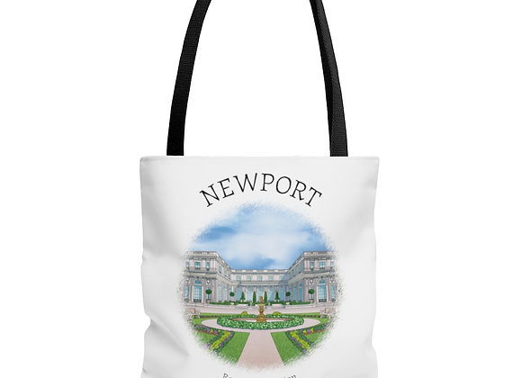 Rosecliff Mansion Tote