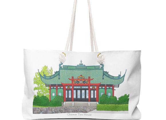 Weekender Bag - Chinese Tea House