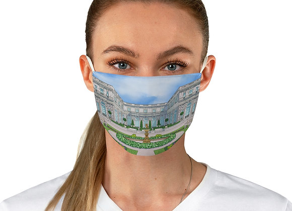 Rosecliff Mansion Fabric Face Mask