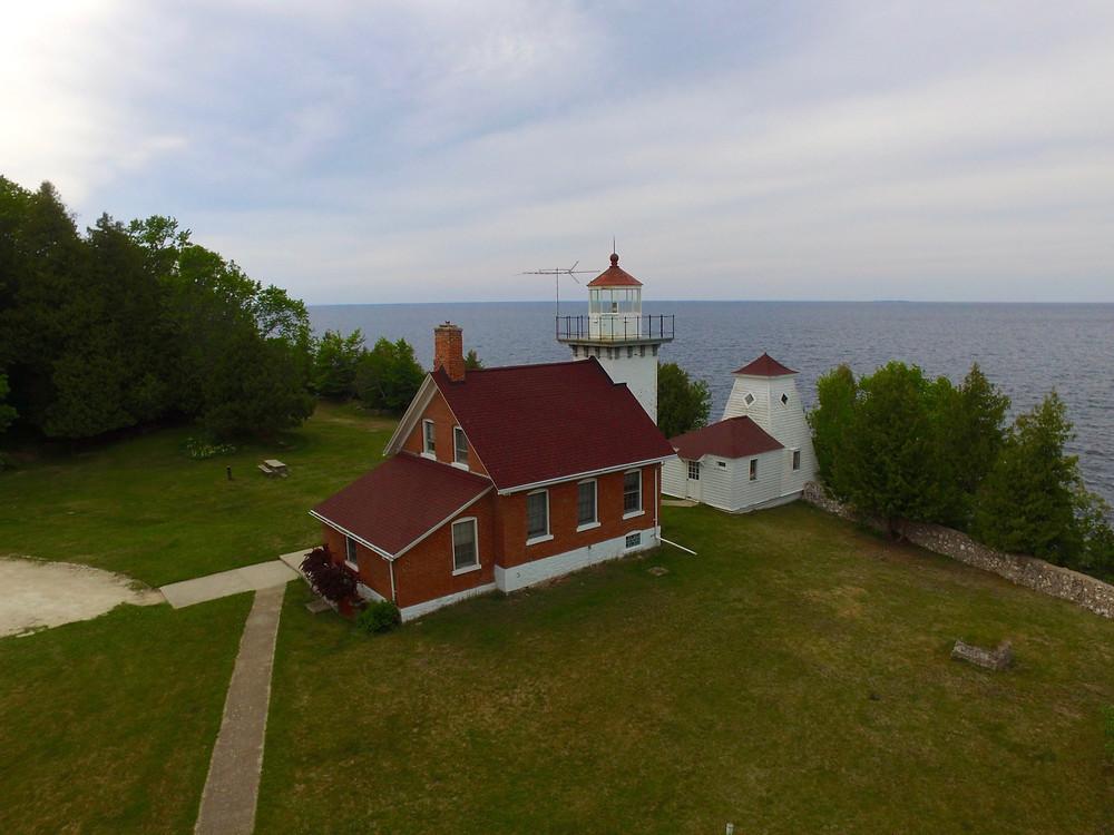 Sherwood Point Lighthouse - Sturgeon Bay