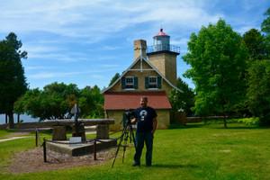 Door County Lighthouse Week!