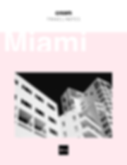 Cream travel notes city guide miami