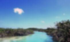 tulum sian kaan biosphere water route