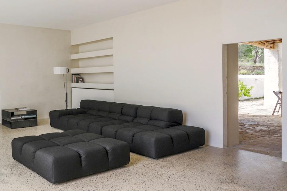 Finca Eulalia's living room