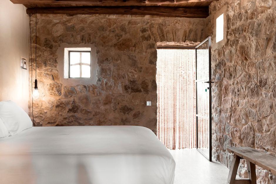 Finca Eulalia's bedroom