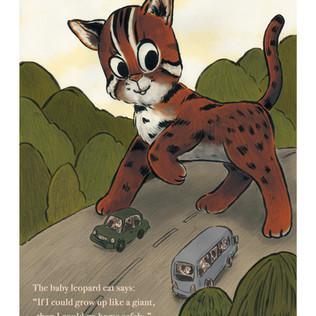 SOI Leopard Cat