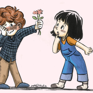 Happy Valentine's Day, Mimi