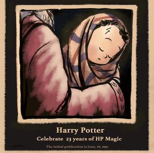 Happy 23 Birthday, Harry Potter