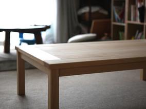 Hinoki kotatu tableの納品