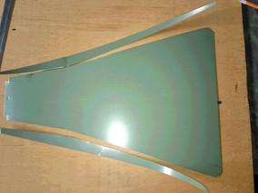 sankaku dustpan(三角チリトリ)製作工程