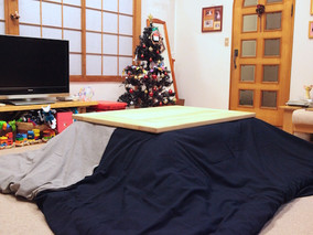 お届けレポート(kotatu table & kotatu futon )