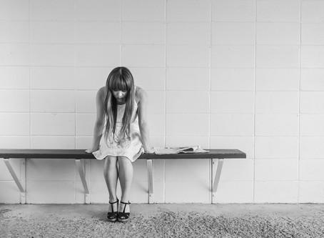 Vivencie a sua tristeza e a raiva para eliminá-las