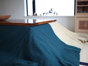 オーダー製作こたつ布団カバー