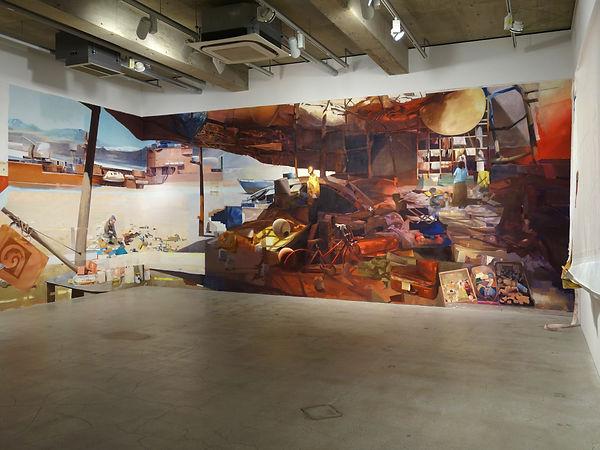 Matth Velvet velvetcsx csx oil contemporary painting