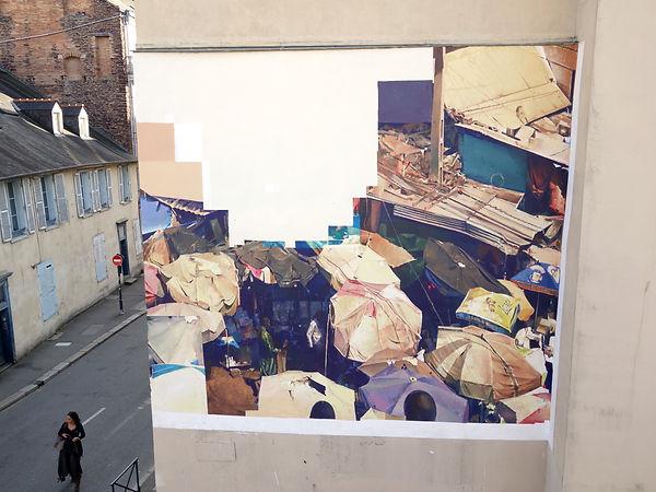 mural Rennes Matth Velvet MatthVelvet Zoerism