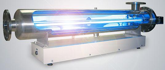 High Pressure UV