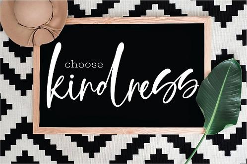 Choose Kindness svg, Faith svg, Jesus svg, God svg, Religious svg, New house svg
