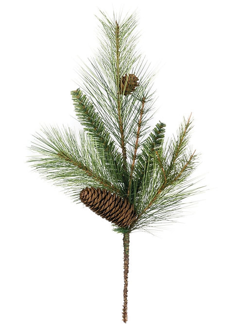 Christmas mixed pine w/cones