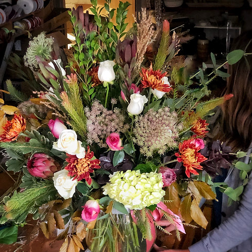 $400 Fall Luxe Bouquet