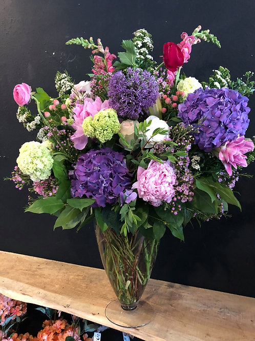 $125 Bouquet 12507