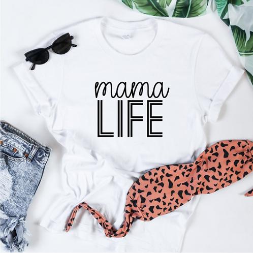 Mama Life svg, Bougie Mama #momlife, Mom shirt, Mommy shirt, New Mom shirt, Baby