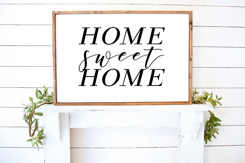 Home sweet home SVG, PNG, DXF, JPG, EPS