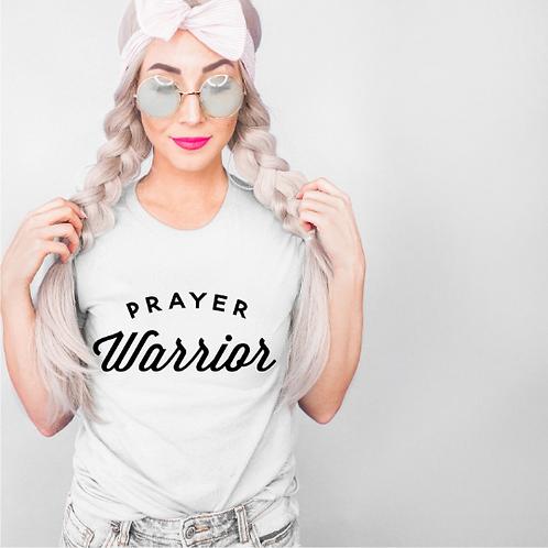Prayer Warrior svg