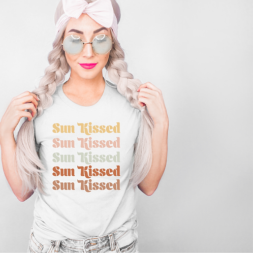 Sun Kissed svg, Vintage svg, Happy in the Sun svg, #momlife, Mom shirt, Mommy sh