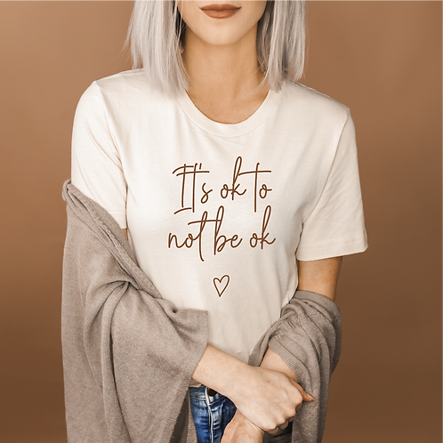 Its okay to not be okay svg, mental health svg, mental health awareness svg, men