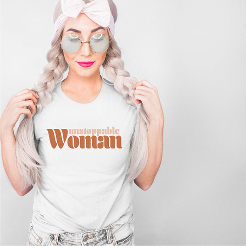 Unstoppable Woman svg, The future is female svg, Feminist svg, #momlife, Mom shi