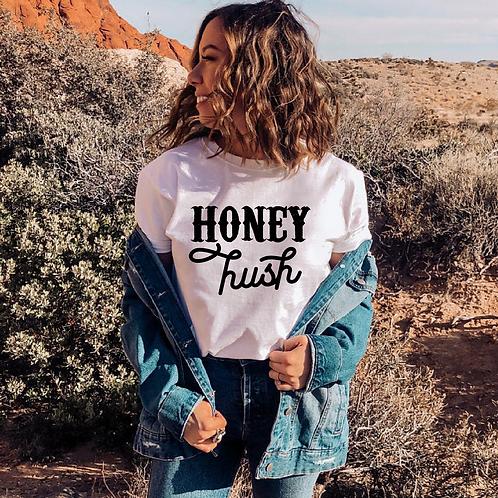 Honey Hush SVG, EPS, PNG, JPG, DXF design