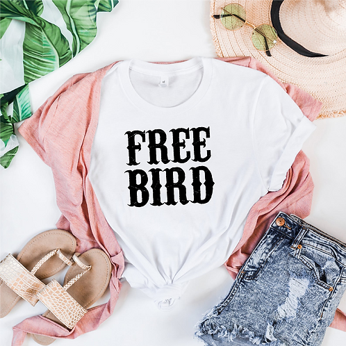 Free Bird SVG, EPS, PNG, Free Bird Design for mugs, crafts, tshirts and more