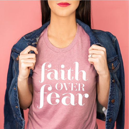 Faith over fear svg, Faith svg, Jesus svg, God svg, Religious svg, Religion svg,