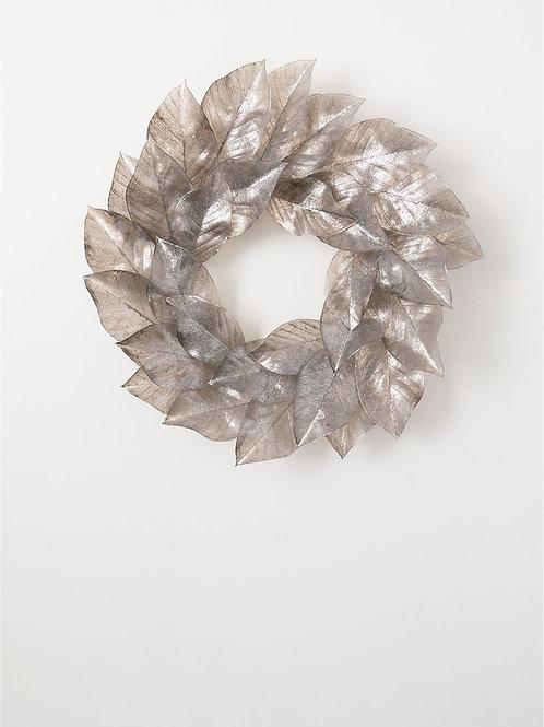 Sparkle Magnolia Wreath