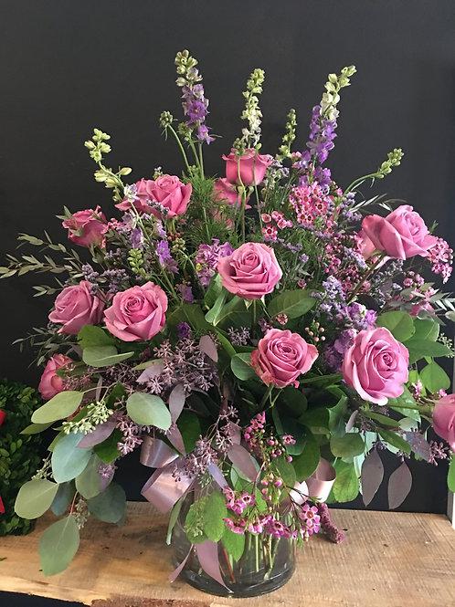 $125 Bouquet 12505