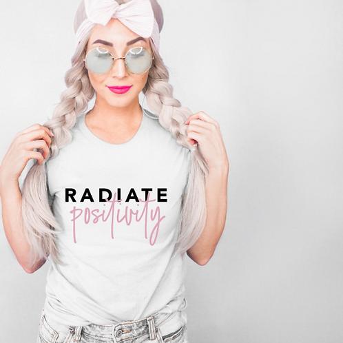 Radiate Positivity svg - Positivity svg - Cute svg- Radiate Positivity svg - Pos