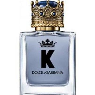 DOLCE GABBANA KING EDT 100ML