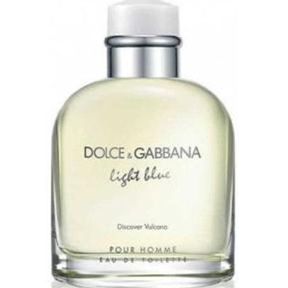 DOLCE GABBANA LIGHT BLUE EDT 125ML