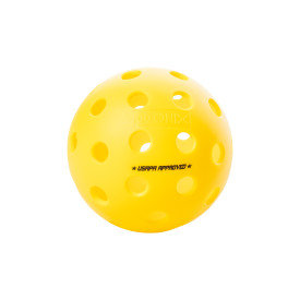 ONIX Fuse Outdoor Ball Yellow (6 Pack)