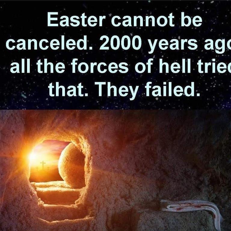 Easter Parking Lot Service