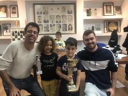 אליפות ישראל בשחמט עד גיל 6