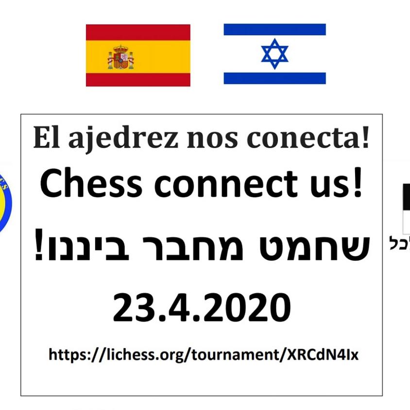 דו קרב ידידות בין מועדוני השחמט סאלו מספרד לשחמט לכל