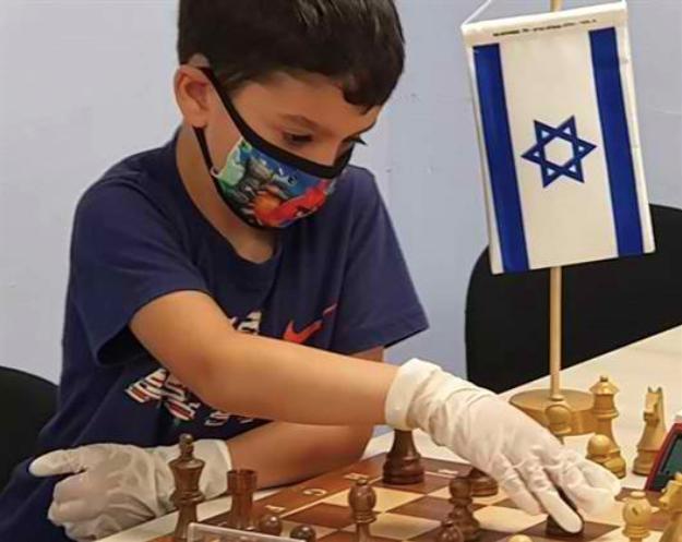 סביון נותנת מט לקורונה - אליפות ישראל הפתוחה בשח מהיר לילדים