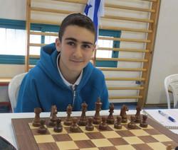 אלוף ישראל בשחמט עד גיל 14
