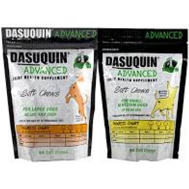 Dasuquin Advanced Small/Medium Dog 64ct.